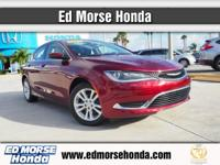 Ed Morse Honda is honored to present a wonderful