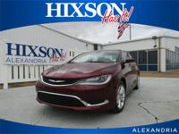 Looking for a clean, well-cared for 2015 Chrysler 200?