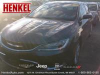 Options:  2015 Chrysler 200 Limited|Granite Crystal
