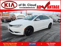 Options:  2015 Chrysler 200 Limited|Limited 4Dr