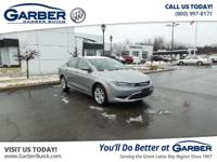 Introducing the 2015 Chrysler 200 Limited! Featuring a