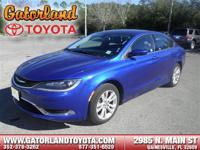 -New Arrival- Bluetooth This 2015 Chrysler 200 Limited