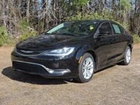 Tried-and-true, this Used 2015 Chrysler 200 Limited