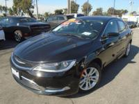 """SAVE$$$ THIS SPORTY CHRYSLER 200 IS PRICED TO"