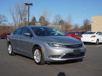 CarFax 1-Owner, This 2015 Chrysler 200 Limited will