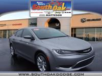 Chrysler CERTIFIED... Runs mint!!! Blow out pricing!!!