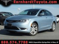 We are pleased to offer you this 2015 Chrysler 200