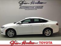 Options:  2015 Chrysler 200 Limited With 21|658 Miles.