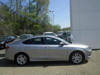 Options:  2015 Chrysler 200 Limited|2.4L 4