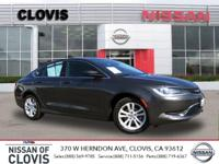 FUEL EFFICIENT 36 MPG Hwy/23 MPG City! CARFAX 1-Owner.