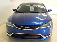 Options:  2015 Chrysler 200 Limited|Features Include