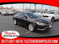 Fletcher Chrysler Dodge Jeep is excited to offer this