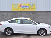 CLEAN CARFAX and ONE OWNER. Welcome to Metro Chrysler
