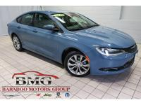 New Price! S Ceramic Blue Clearcoat CHRYSLER CERTIFIED,