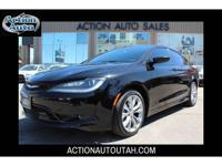 2015 Chrysler 200 S -Clean Title -Clean Carfax -No
