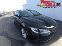 CARFAX One-Owner. Clean CARFAX. Black Clearcoat 2015