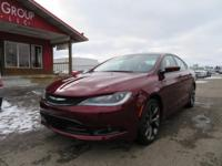 Options:  2015 Chrysler 200 Visit Auto Group Leasing