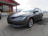 Options:  2015 Chrysler 200 Get Inspired By Our 2015