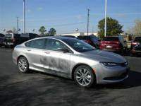 This outstanding example of a 2015 Chrysler 200 S is