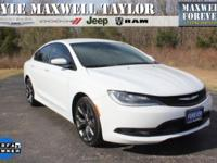 Are you READY for a Chrysler?! Join us at Nyle Maxwell