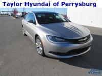 200 Chrysler 2015 9-Speed 948TE Automatic FWD 2.4L