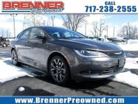Check out this 2015 Chrysler 200 S. Its Automatic