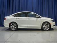 One Owner Clean Carfax Sedan with Push Start Ignition!