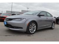 2015 Chrysler 200 Sedan 4dr Sdn S FWD Our Location is: