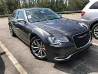 Granite Crystal Metallic Clearcoat 2015 Chrysler 300C