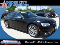 Outstanding design defines the 2015 Chrysler 300C! A