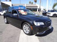 Options:  2015 Chrysler 300 With Just 19|329 Miles.