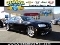 CHRYSLER CERTIFIED !! Fully loaded 300C with panoramic