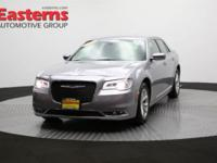 2015 4D Sedan Silver 2015 Chrysler 300 Limited RWD 3.6L