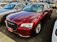 Your search is over! Step into the 2015 Chrysler 300!