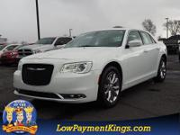 CARFAX One-Owner. Certified. White 2015 Chrysler 300