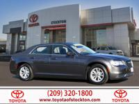 Options:  2015 Chrysler 300 Sedan Limited|Gloss