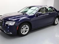 This awesome 2015 Chrysler 300 Series comes loaded with
