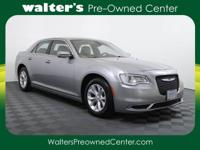 Options:  2015 Chrysler 300 Limited|Billet/Black|V6 3.6