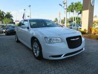 Options:  2015 Chrysler 300 Limited 4Dr Sedan|White|The