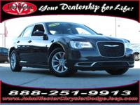 Options:  2015 Chrysler 300 Limited|Gray|Lifetime