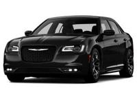 Options:  2015 Chrysler 300 Limited|Discerning Drivers