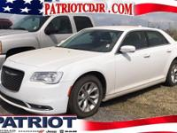 Options:  2015 Chrysler 300 Limited|You Can Thank The