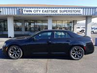 Chrysler 300 Gloss Black First oil change included at
