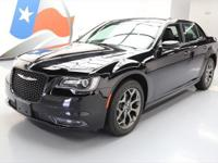 2015 Chrysler 300 Series with 3.6L V6 Engine,Leather