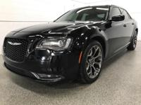 Options:  2015 Chrysler 300 S|Black|New Price! Priced