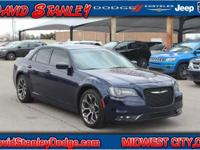 CARFAX One-Owner. Clean CARFAX. Blue 2015 Chrysler 300