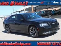 CARFAX One-Owner. Red 2015 Chrysler 300 S RWD Automatic