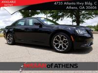 Look at this 2015 Chrysler 300 300S. Its Automatic
