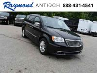CARFAX One-Owner. Clean CARFAX. Black 2015 Chrysler