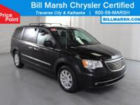 2015 Chrysler Town & Country Touring FWD This vehicle